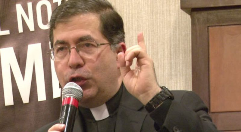 Top Catholic Priest: Democratic Party Is 'Allied With EVIL ...