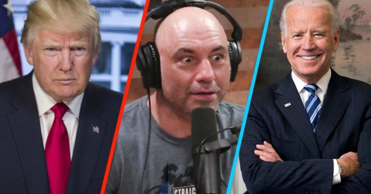 Twitter Erupts With Calls For Joe Rogan To Moderate Next ...