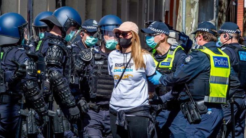 Australia: Victorian Government Pushes New Bill To Detain ...