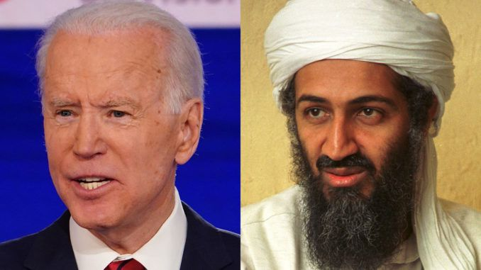 Remember 9/11 and Never Forget Joe Biden Voted 'NO GO' On ...