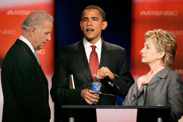 """Biden Should 'Drop Out Of The Race' After """"He, Obama ..."""