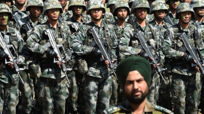 WW3: China Mobilizes 60,000 Troops to Indian Border Due to ...