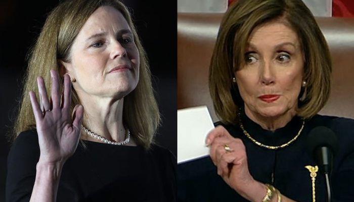 Democrats Consider Impeaching Justice Amy Coney Barrett ...