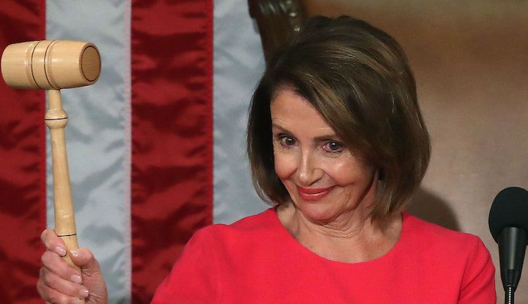 House Lawmakers Prepare Probe To See if Nasty Nancy is ...