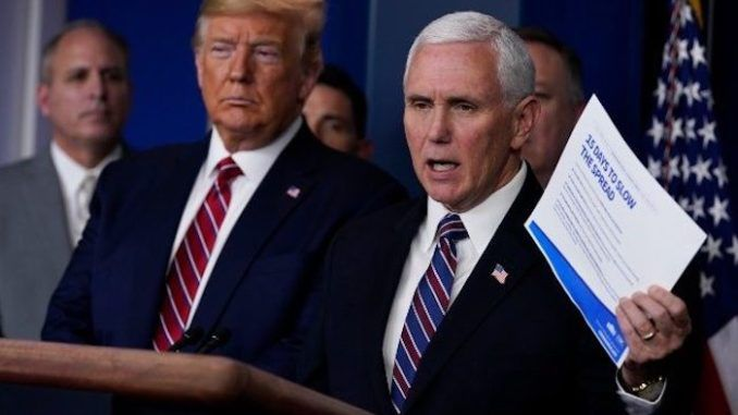 VP Pence: After 60 Million Infected With Swine Flu on His ...