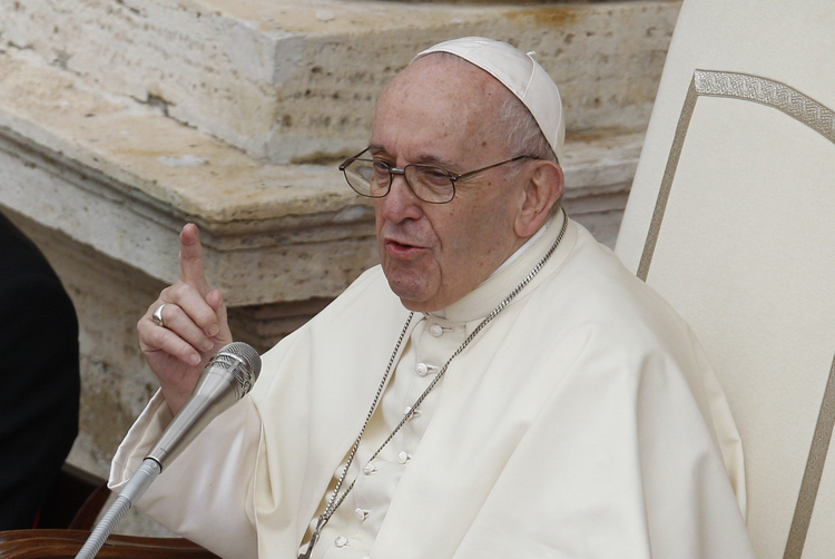 Resistance To Immigration Is A 'Primal' Reaction Says Pope ...