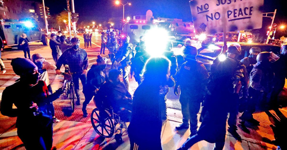 BLM Rioters Take Violence To the Suburbs, Attack Family ...