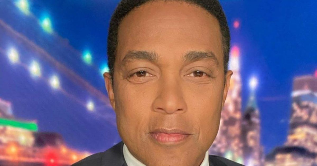 CNN's Don Lemon Compares Trump Supporters To Drug Addicts ...