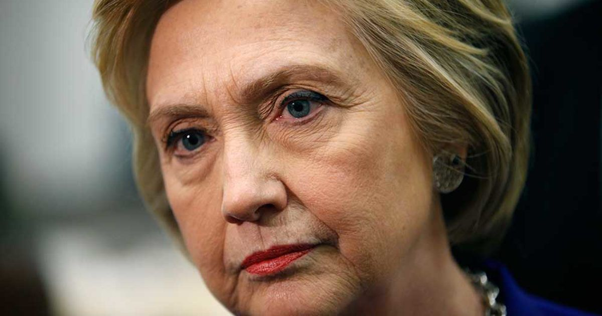 Hillary Clinton: Young People Are Abandoning Christianity ...