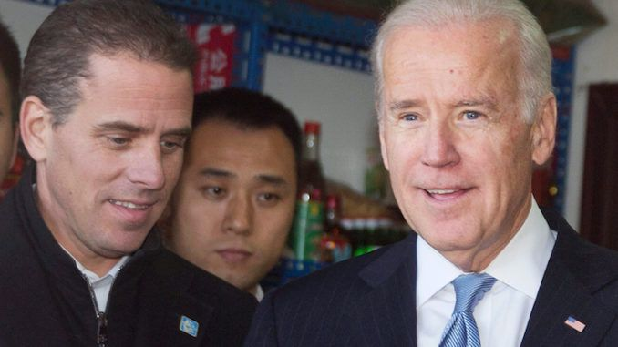 Burisma Adviser Told Biden His 'Ultimate Purpose' Was To 'Close Down' Investigations - News Punch
