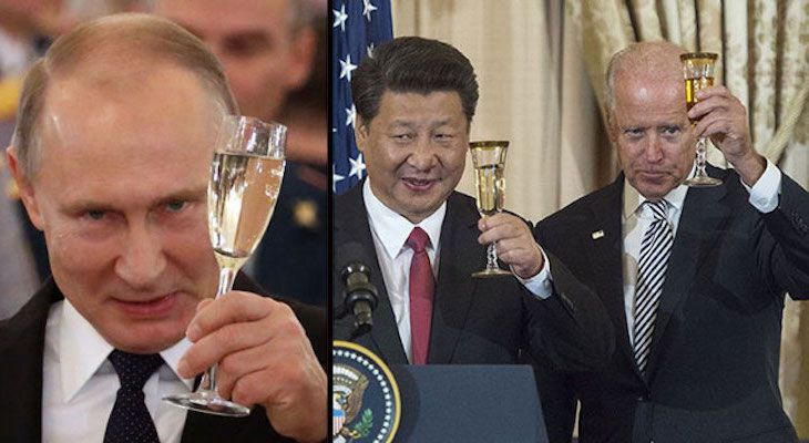 Putin on Biden: Democrats and Communists Have 'Shared ...