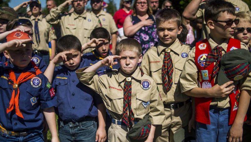 90,000 Boy Scouts Break Silence on Massive Pedophile Ring ...