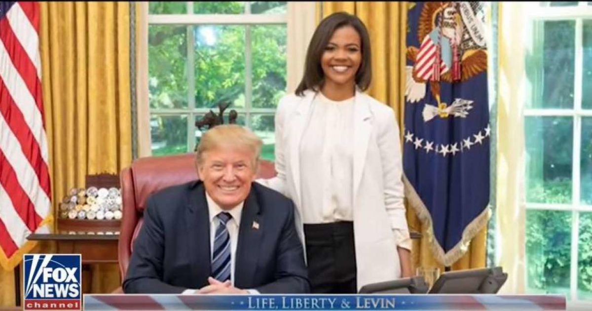 Candace Owens Hints She Might Run For President In 2024 As ...