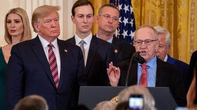 LANDSLIDE INCOMING: Dershowitz Says Trump Set to Win ...