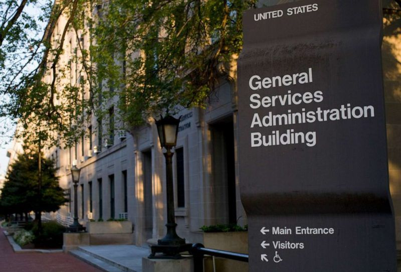 Head Of The General Services Administration Delays ...