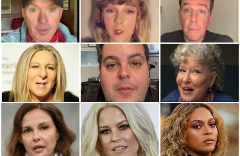Hollywood Celebs Warn Americans: 'Trump Is Literally the ...