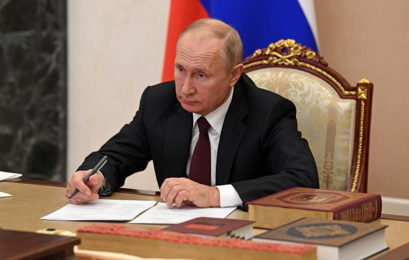 Russia To Wait For 'Official' Election Results Before ...