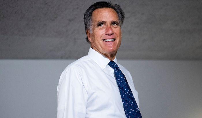 "Mitt Romney GUSHES Over Joe Biden: ""Congratulations ..."