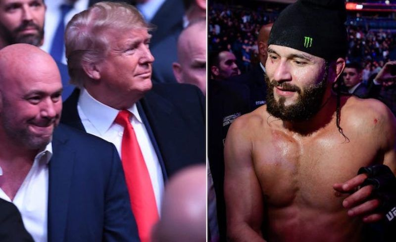 UFC Fighters to Attend MAGA Events to Protect Trump ...