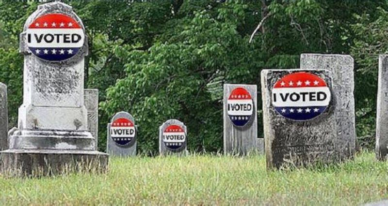 Dead Registered Democrats Caught Voting In New York City ...