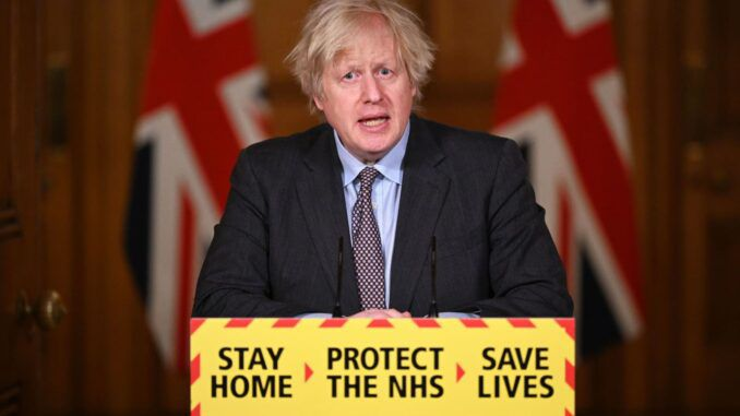 UK PM Warns That Indian Covid Variant Could Disrupt ...