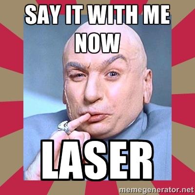 Laser Dr Evil Air Quotes. QuotesGram