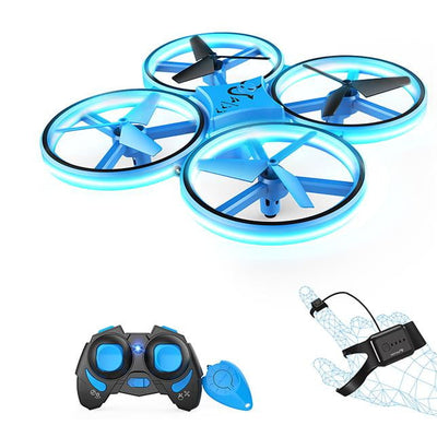 SNAPTAIN SP300 Hand Operated RC Quadcopter Mini Drone ...