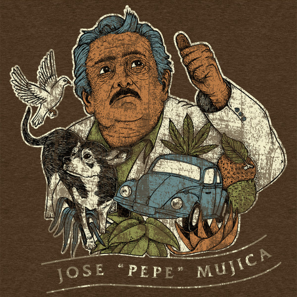 José Mujica T-Shirt