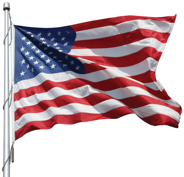 American Flags - large outdoor nylon sewn (8 x 12' and up ...