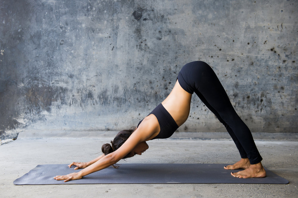 10 Hatha Yoga Poses for Stress Relief - YogaClub