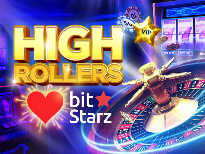 Canadian casino Bitstarz offers special conditions for VIP players