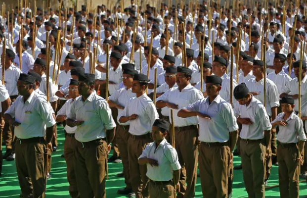 Hitler's Hindus: The Rise and Rise of India's Nazi-loving Nationalists
