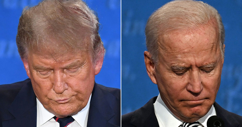 Debate Commission Will Silence Trump's Mic In Last Minute ...