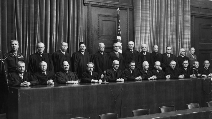 Nuremberg: A Fair Trial? A Dangerous Precedent - The Atlantic