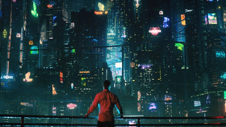 altered carbon season 2 trailer