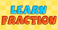 Learning Fractions - Fractions Game | Turtle Diary