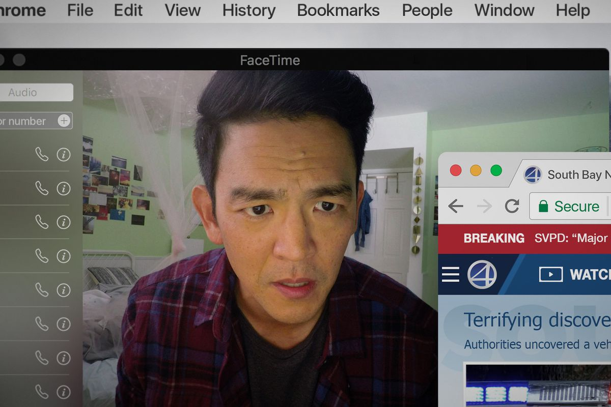 The emotional thriller Searching proves good computer-screen movies ...