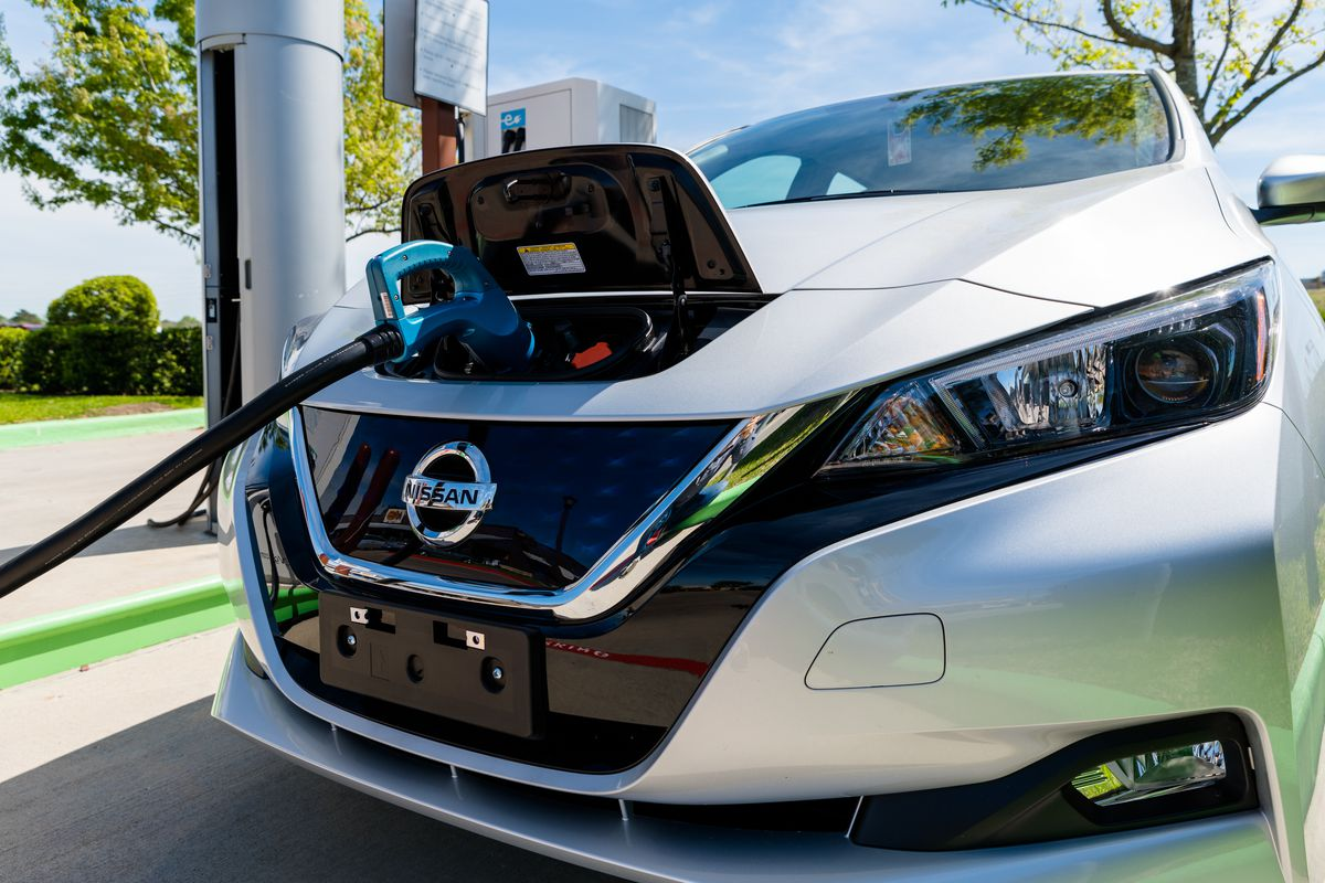 New campaign promotes electric cars, with help from states ...