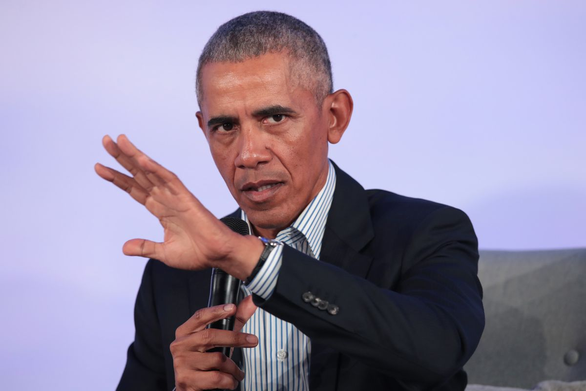 Obama Says Average American Doesn't Want to 'Tear Down System'…