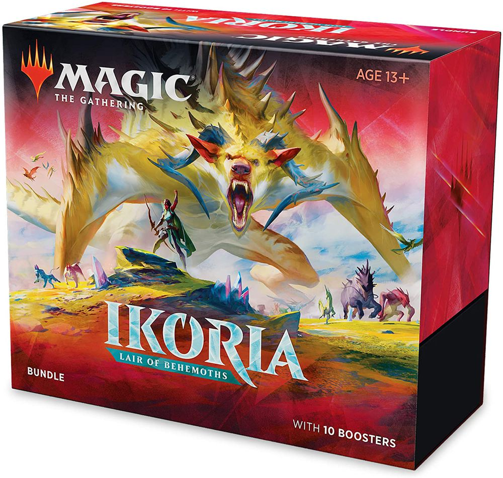 Magic: The Gathering's next set includes a Godzilla ...