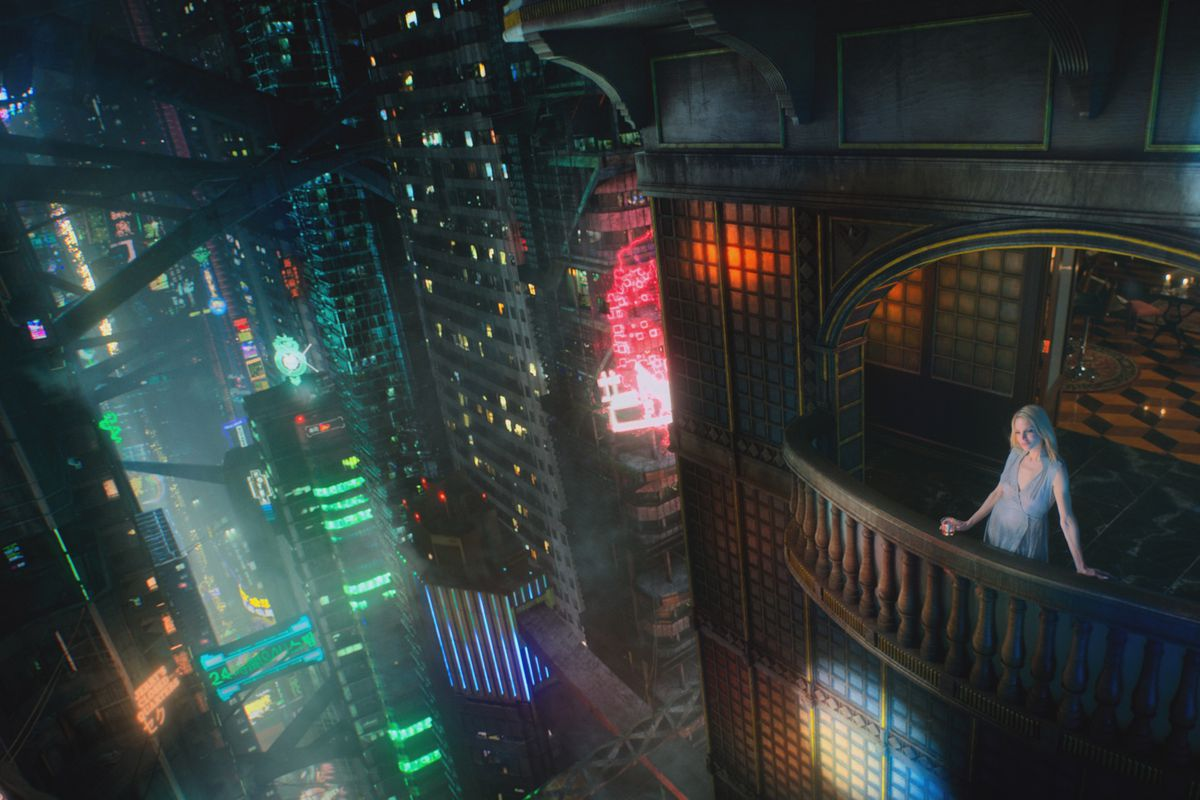 Altered Carbon's Blade Runner rehash misses the point of ...