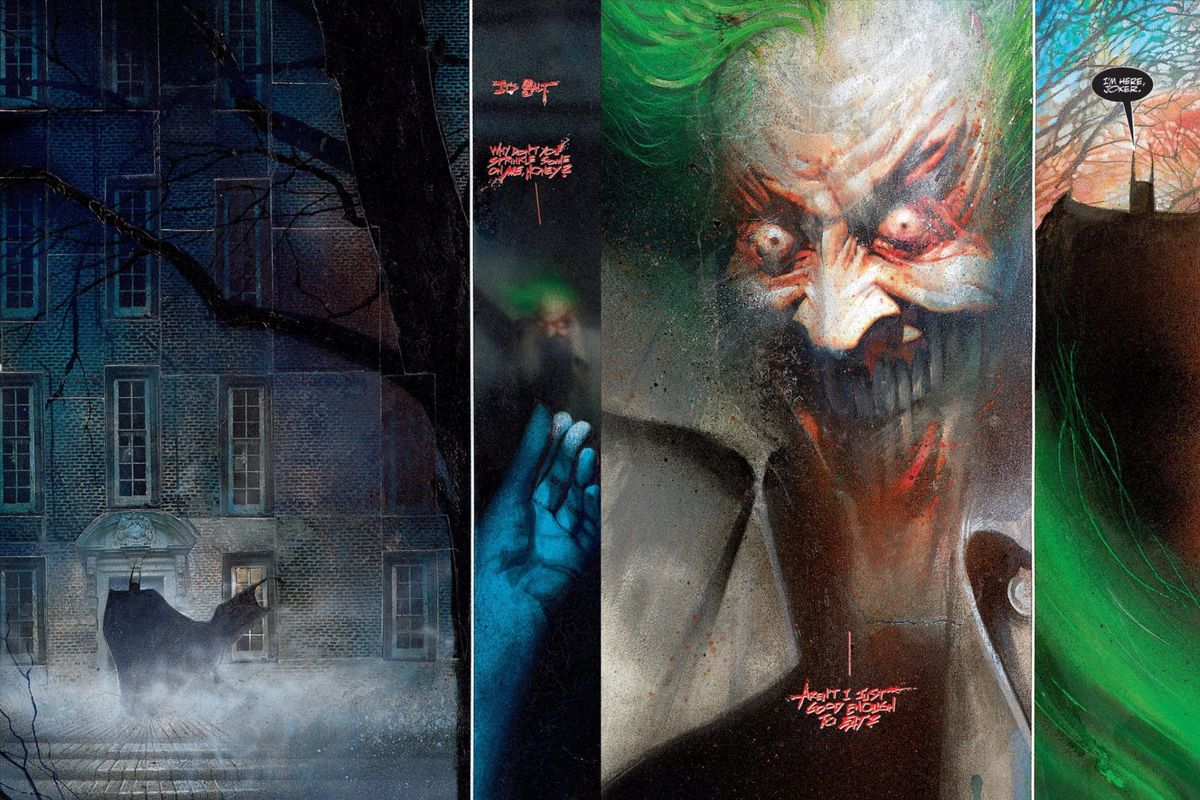 Arkham Asylum 2 is the best '80s revamp DC Comics could ...