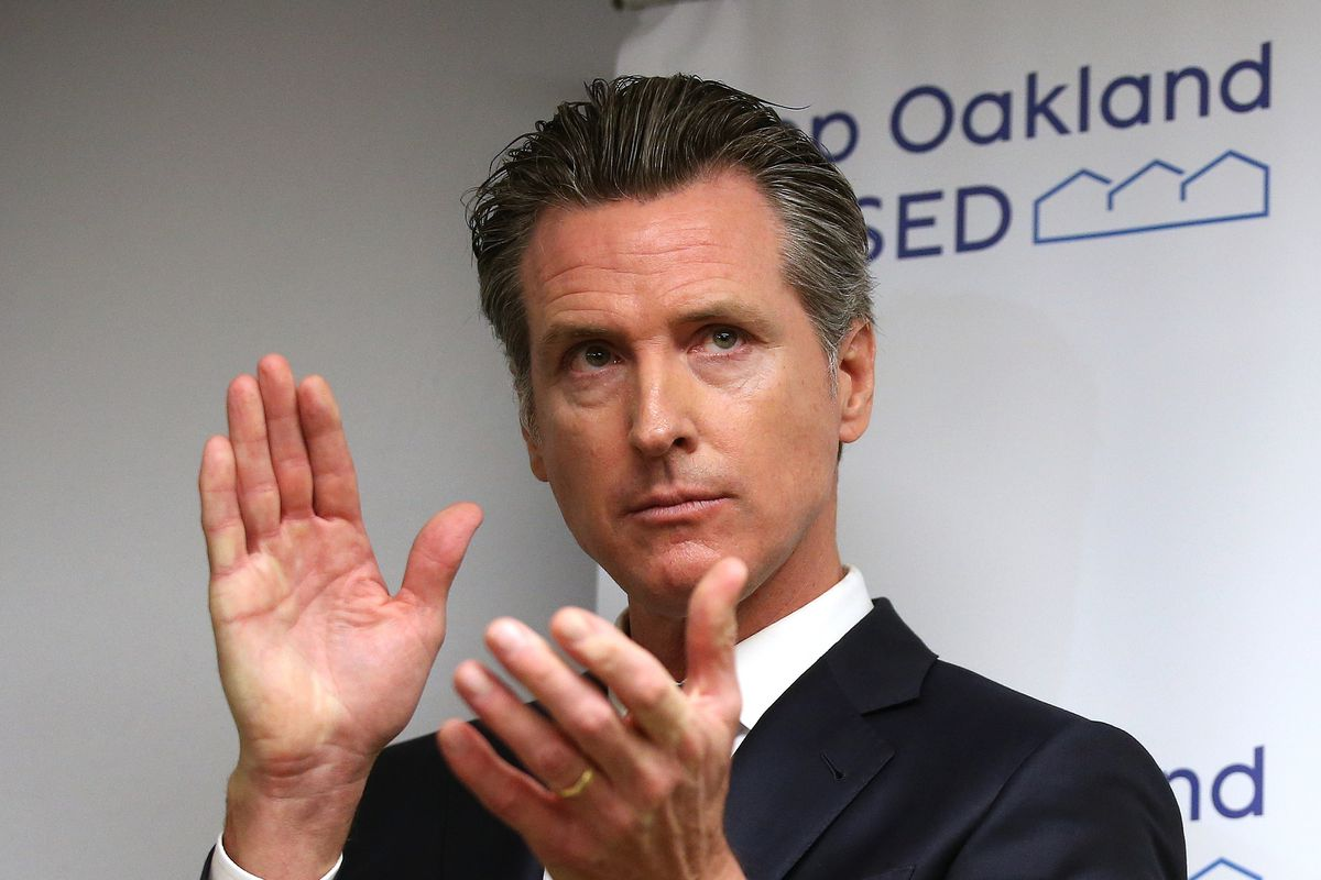 California Governor Gavin Newsom to Remain in Office After Defeating Recall