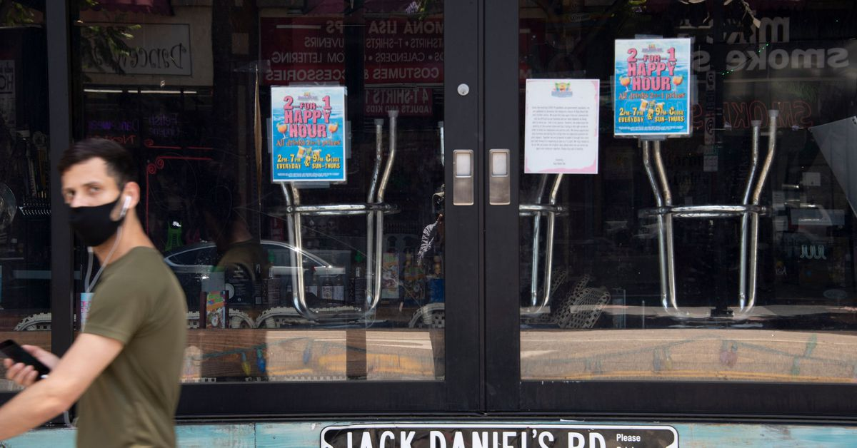 California Gov Orders LA Restaurants To Close For 3 Weeks…