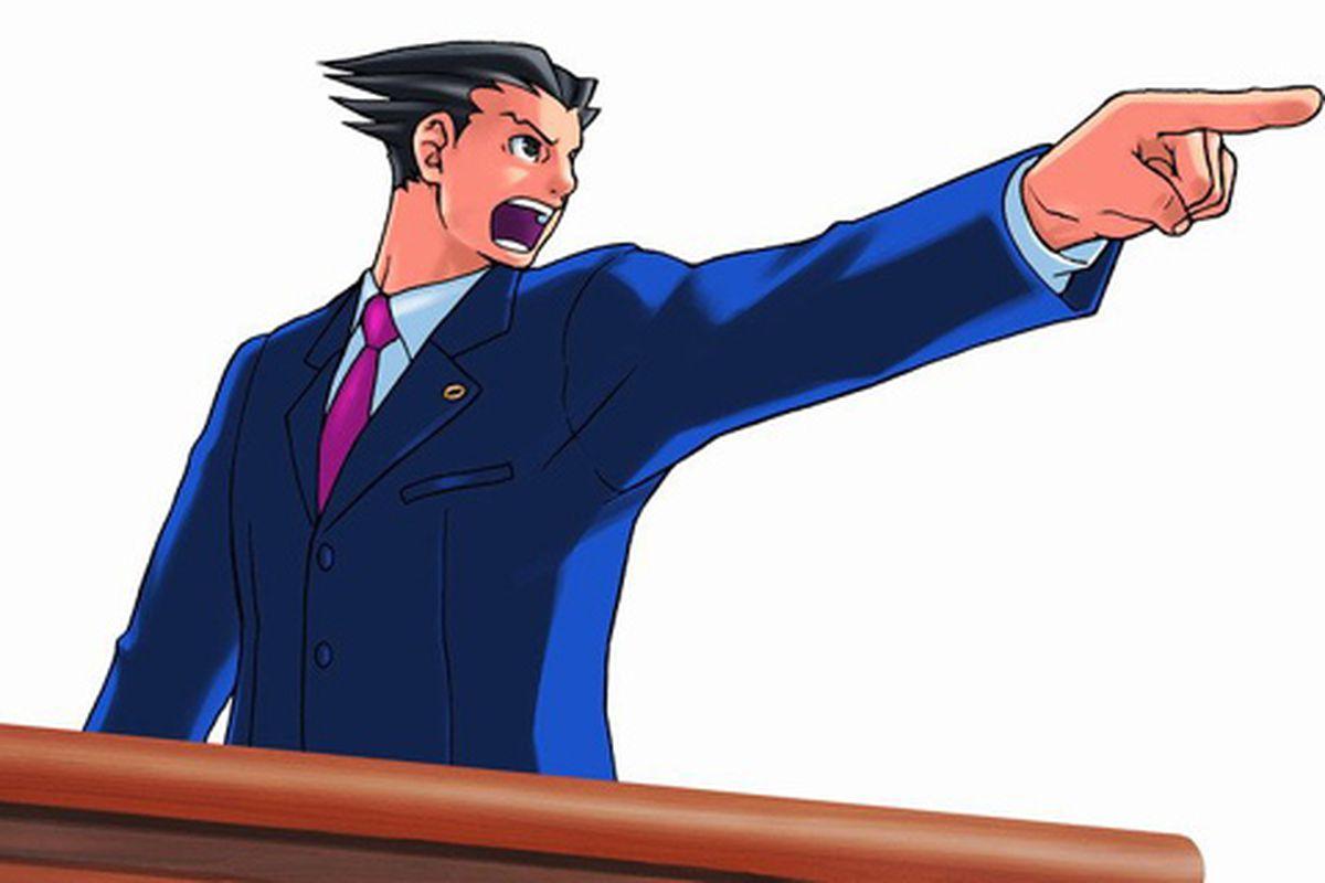 'Phoenix Wright: Ace Attorney Trilogy HD'