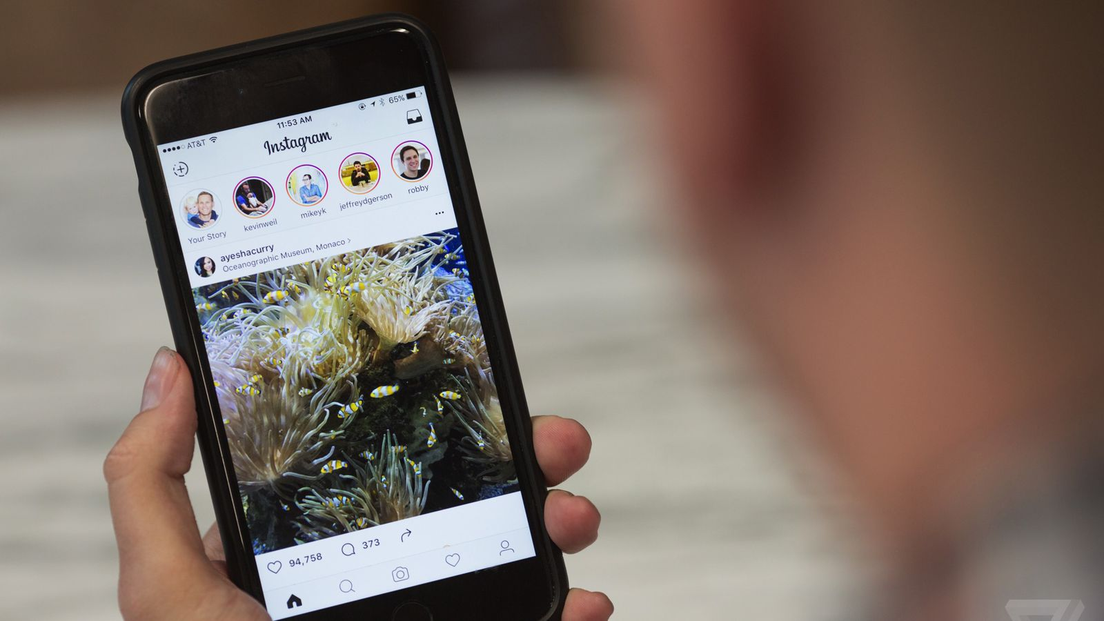 Instagram's new stories are a near-perfect copy of ...