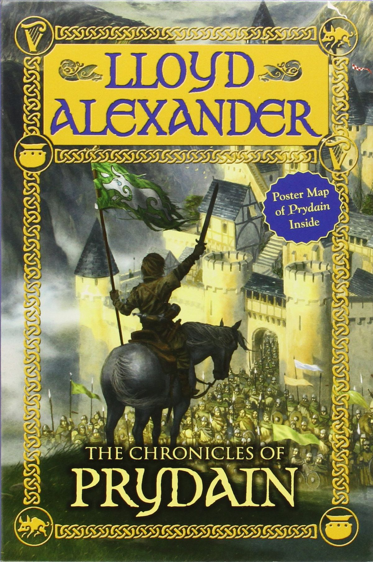 The Chronicles of Prydain is the greatest fantasy series ...