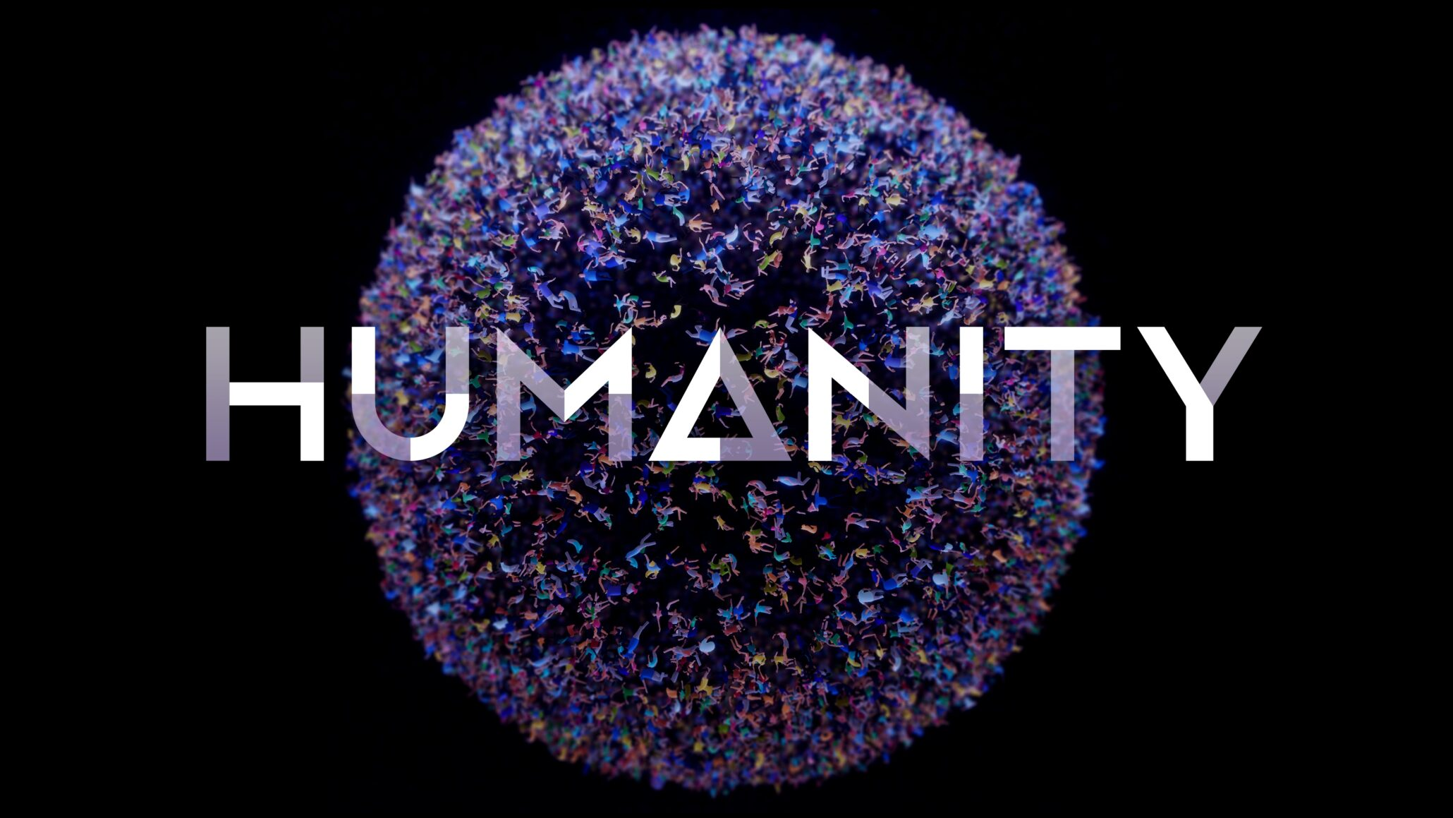 HUMANITY Is a Game About Masses of People from Rez and ...