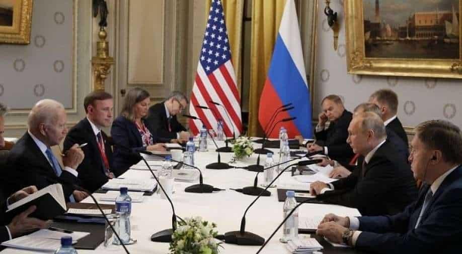 Live blog: Biden, Putin finish Geneva summit, confirms ...