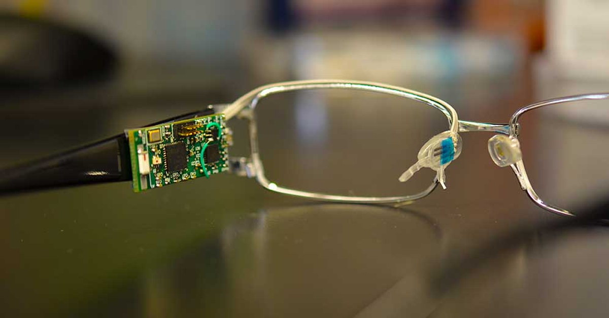 Biosensor-equipped glasses could monitor diabetes through tears…